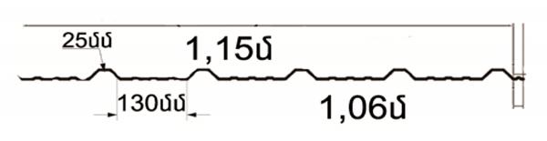 1,06 metr taniqi cack