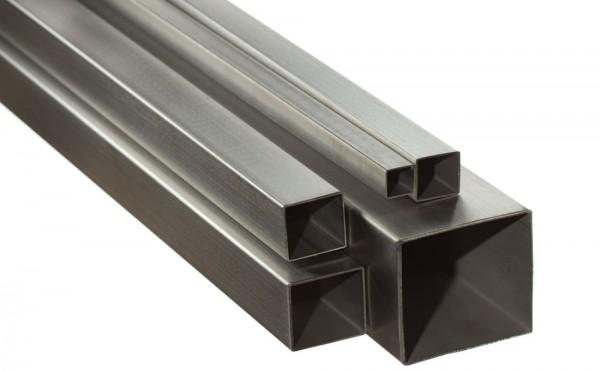 металлическая труба вид